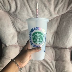 Starbucks Personalized Cup